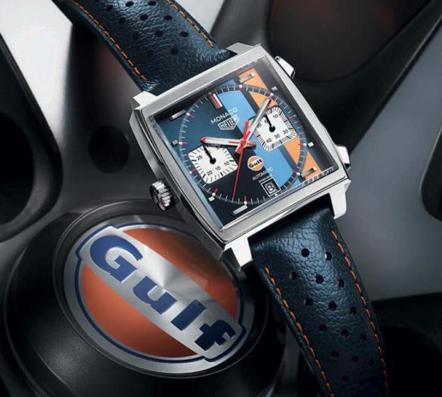 db05d0df53d3 ... de 4 Hz (28.800 vibraciones por hora) y proporciona una reserva de  energía de 40 horas.Calidad replicas de relojes Tag Heuer Monaco para la  venta.